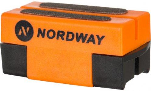 Затачиватель для лезвий коньков Nordway. Цвет: оранжевый