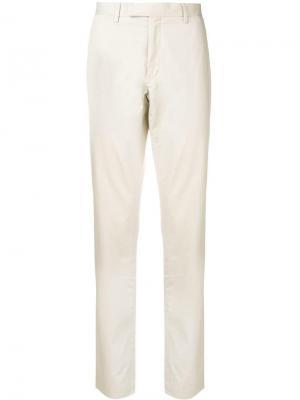 Классические брюки чинос Polo Ralph Lauren. Цвет: бежевый