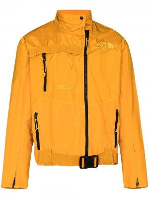Куртка Steep Tech на молнии The North Face Black Series. Цвет: желтый