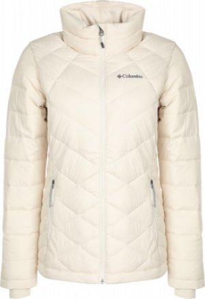 Куртка утепленная женская Heavenly™, размер 44 Columbia. Цвет: бежевый