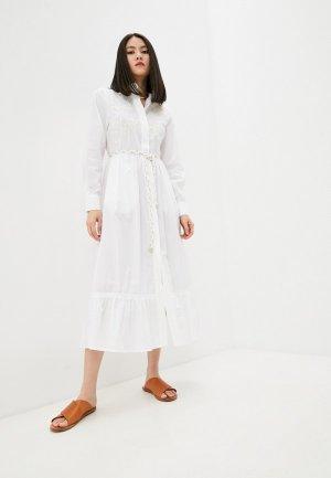 Платье Beatrice.B. Цвет: белый