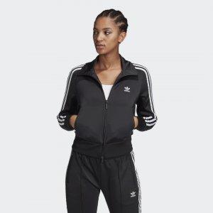 Олимпийка Firebird Originals adidas. Цвет: черный