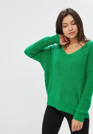 Пуловер Art Love. Цвет: зеленый