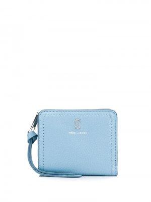 Маленький кошелек Marc Jacobs. Цвет: синий