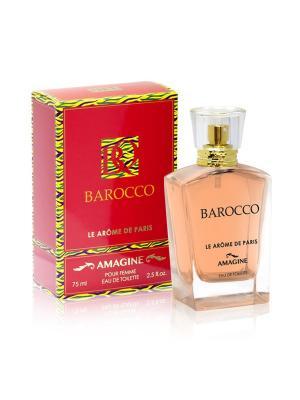 Туалетная вода Barocco Amagine 75 ml/ж. Цвет: прозрачный
