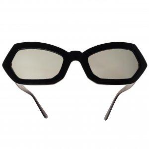 Солнцезащитные очки с зелеными стеклами Undercover