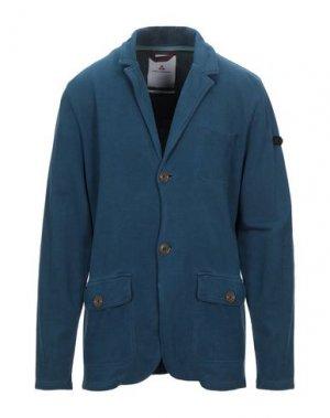Пиджак PEUTEREY. Цвет: цвет морской волны