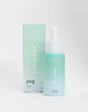 Интенсивная питательная сыворотка с гиалуроновой кислотой Skin THE MOST Hyaluronic Super Nutrient Hydration Serum, 30 мл-Бесцветный PSA