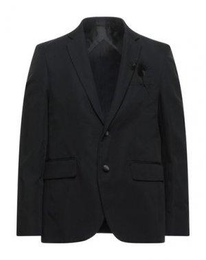 Пиджак GOLDEN GOOSE DELUXE BRAND. Цвет: черный