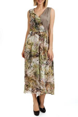 Kleid Apanage. Цвет: коричневый