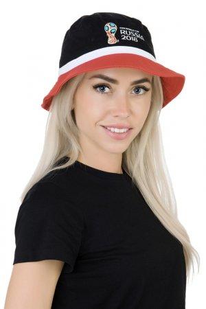 Панама FIFA. Цвет: черный, красный