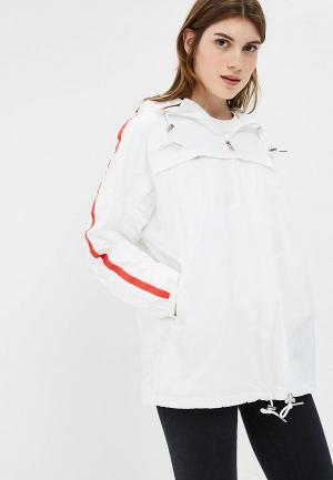 Ветровка Calvin Klein Jeans. Цвет: белый