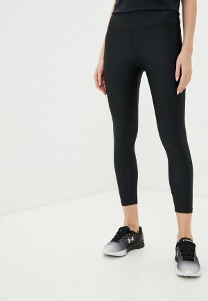 Тайтсы Under Armour UA HG Sport Ankle Crop. Цвет: черный