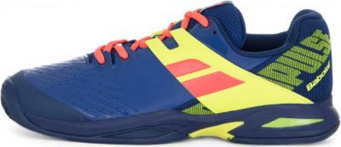 Кроссовки для мальчиков Propulse Clay, размер 37,5 Babolat. Цвет: синий
