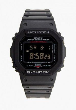 Часы Casio G-SHOCK DW-5610SU-8ER. Цвет: черный