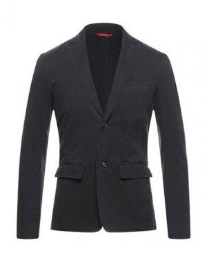 Пиджак GAUDÌ. Цвет: черный