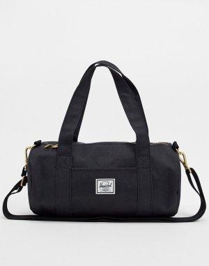 Черная мини-сумка через плечо Herschel-Черный Herschel Supply Co