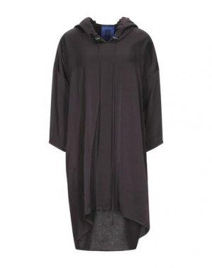 Короткое платье ROQUE ILARIA NISTRI. Цвет: черный