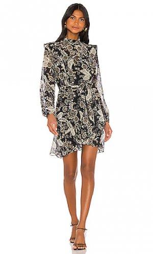 Мини платье viola Bailey 44. Цвет: черный