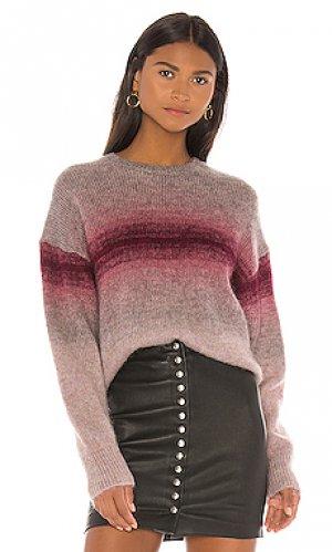 Пуловер carman IRO. Цвет: фиолетовый