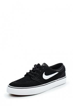 Кеды Nike Boys Stefan Janoski (GS) Skateboarding Shoe. Цвет: черный