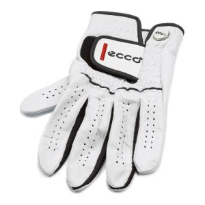 Перчатка GOLF GLOVE ECCO. Цвет: белый
