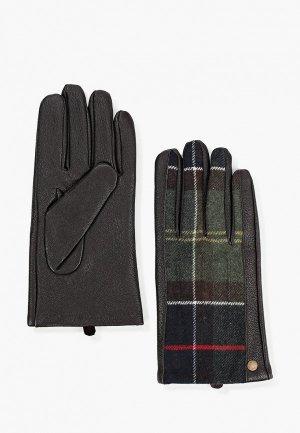 Перчатки Barbour. Цвет: разноцветный