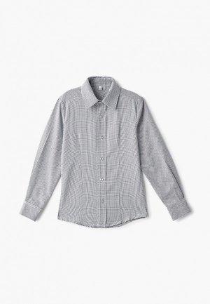 Рубашка Tforma. Цвет: серый