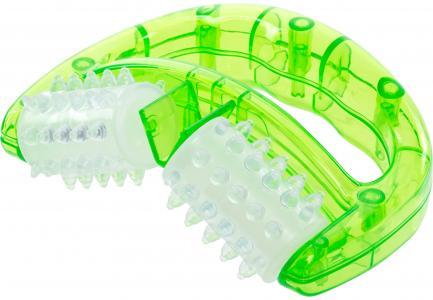 Массажер для тела Silky Torneo. Цвет: зеленый