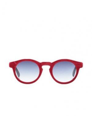 Солнечные очки ITALIA INDEPENDENT. Цвет: красно-коричневый