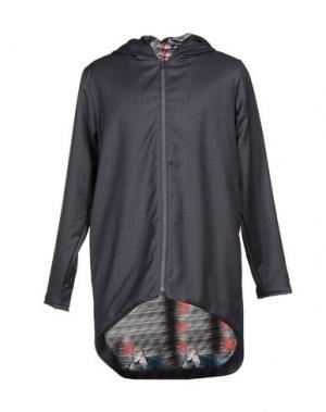 Куртка DEAD MEAT. Цвет: серый