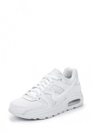 Кроссовки Nike BOYS AIR MAX COMMAND FLEX (GS) RUNNING SHOE. Цвет: белый