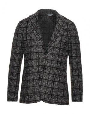 Пиджак FRADI. Цвет: темно-коричневый