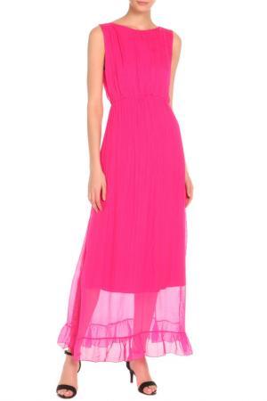 Платье Ketroy. Цвет: фуксия