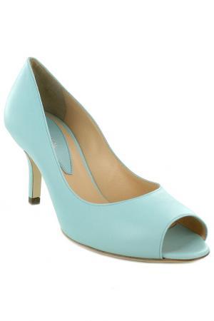 Туфли Atelier Mercadal. Цвет: голубой