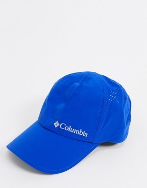 Синяя кепка Silver Ridge-Синий Columbia