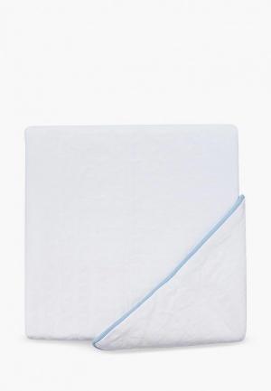 Комплект с покрывалом Togas. Цвет: белый