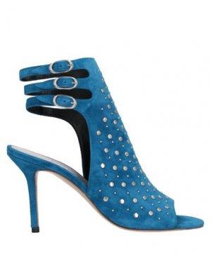 Сандалии PREMIATA. Цвет: ярко-синий