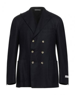 Пиджак CANALI. Цвет: черный