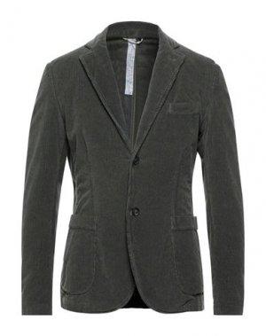 Пиджак MASON'S. Цвет: зеленый-милитари