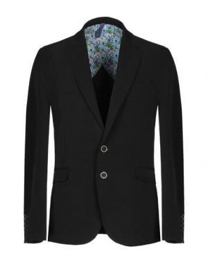 Пиджак BL.11 BLOCK ELEVEN. Цвет: черный