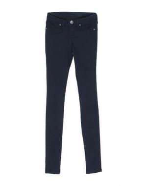 Джинсовые брюки DR. DENIM JEANSMAKERS. Цвет: темно-синий