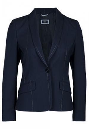 Пиджак PESERICO. Цвет: синий