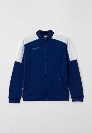 Олимпийка Nike Y NK DF ACD TRK JKT FP JB. Цвет: синий