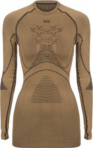 Термобелье верх женское Radiactor 4.0, размер 46 X-Bionic. Цвет: золотистый