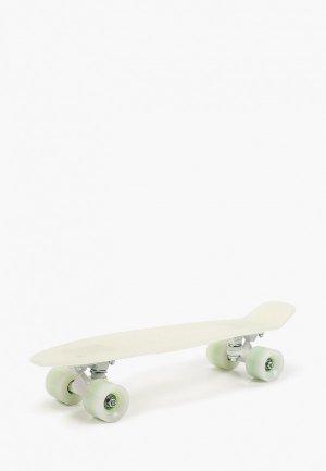 Скейтборд Termit Круизер 22. Цвет: белый
