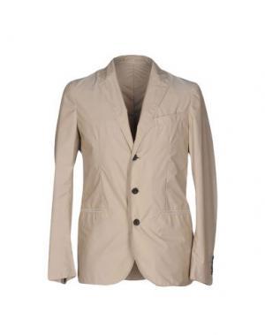 Пиджак AQUASCUTUM. Цвет: песочный