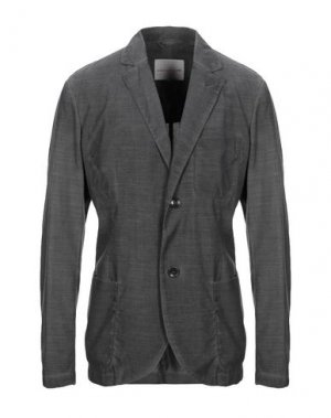 Пиджак AIGUILLE NOIRE by PEUTEREY. Цвет: стальной серый