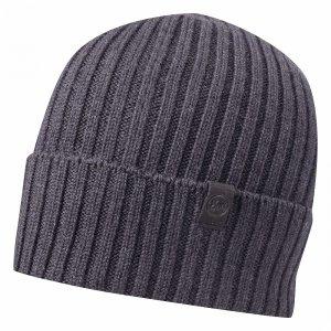 Merino Wool Knit Hat Buff. Цвет: серый