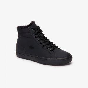 Сапоги и ботинки STRAIGHTSET THRM Lacoste. Цвет: черный